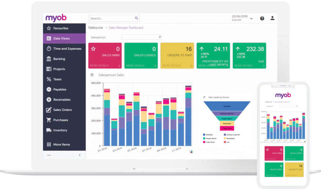 MYOB Advanced Pricing Overview