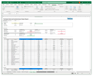 Velixo Sample Reports for MYOB Advanced